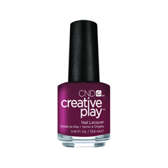 Лак для ногтей CND Creative Play 416 (Цвет 416 Currantly Single variant_hex_name BB1930)