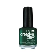 Лак для ногтей CND Creative Play 434 (Цвет 434 Cut to the Chase variant_hex_name 204146)