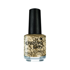 Лак для ногтей CND Creative Play 445 (Цвет 445 Lets Go Antiquing variant_hex_name D4C398)