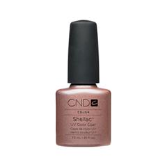 Гель-лак для ногтей CND Shellac 003 (Цвет 003 Iced Cappuccino variant_hex_name CB806B)