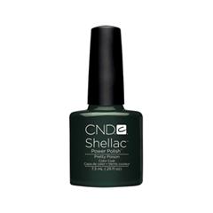 Гель-лак для ногтей CND Shellac 047 (Цвет 047 Pretty Poison variant_hex_name 253325)
