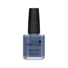 Лак для ногтей CND Vinylux Weekly Polish 7 Days Craft Culture Collection 226 (Цвет 226 Denim Patch variant_hex_name 456C97) cnd vinylux цвет 122 lobster roll