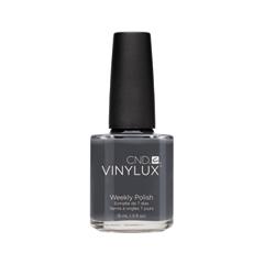 Лак для ногтей CND Vinylux™ Weekly Polish 101 (Цвет 101 Asphalt variant_hex_name 585454) бур dexter sds plus 10х600 мм