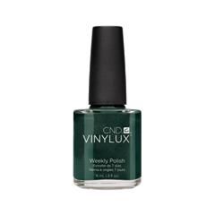 Лак для ногтей CND Vinylux Weekly Polish 147 (Цвет 147 Serene Green variant_hex_name 4F5F53)