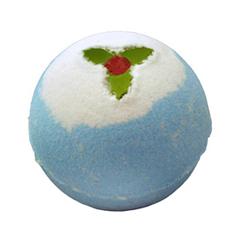 Бомба для ванны Tasha Шипучий шарик Повод для поцелуев (Объем 140 г) бомба для ванны мыловаров капкейк для ванны мерри берри объем 170 г