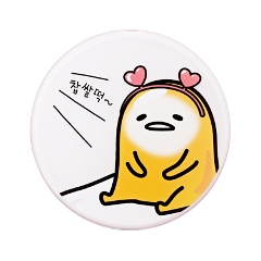 Аксессуары Holika Holika Gudetama Cushion BB Case A holika holika gudetama all kill sheet
