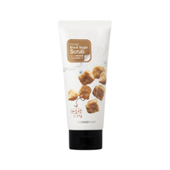 Скраб The Face Shop Honey Black Sugar Scrub (Объем 120 мл) жидкость maxwells black honey 0мг 30мл