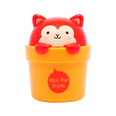 Крем для рук The Face Shop Lovely Meex Mini Pet Fruits (Объем 30 мл) крем для рук lm mini pet hand cream 04 fruity floral 30 мл the face shop