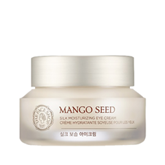 Крем для глаз The Face Shop Mango Seed Silk Moisturizing Eye Cream (Объем 30 мл)