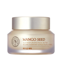 Крем The Face Shop Mango Seed Silk Moisturizing Facial Butter (Объем 50 мл)