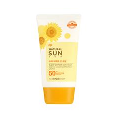 Защита от солнца The Face Shop Natural Sun Eco Super Perfect (Объем 50 мл)