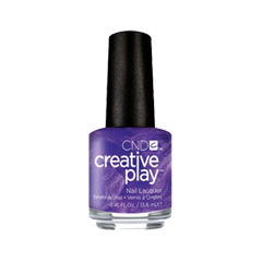 Лак для ногтей CND Creative Play 441 (Цвет 441 Cue the Violets variant_hex_name 740FC3)