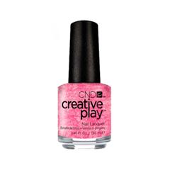 Лак для ногтей CND Creative Play 473 (Цвет 473 LMAO variant_hex_name F799B4)