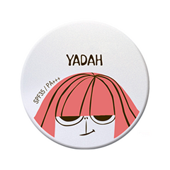 Пудра Yadah Air Powder Pact 21 (Цвет 21 Natural Beige variant_hex_name e5bd9a) merc london рубашка misson синий