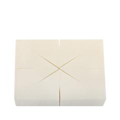 Спонжи и аппликаторы Limoni Треугольные спонжи в блоке спонжи пальчики