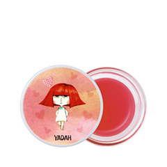 Тинт для губ Yadah Lip Tint Balm 02 (Цвет 02 Shiny Peach variant_hex_name e3706f)