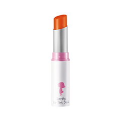 Lovely Lip Tint Stick 04 (Цвет 04 Orange Ade variant_hex_name e56035)