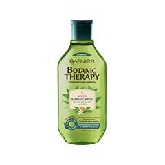 Шампунь Garnier Botanic Therapy. Масло чайного дерева, цветки апельсина, алоэ вера (Объем 400 мл)