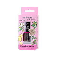 Топы Limoni MyLimoni Gloss Dry & Care (Объем 6 мл) топы limoni mylimoni gloss dry