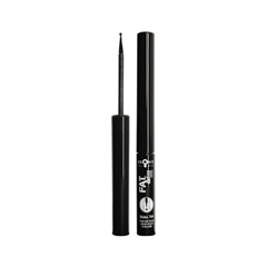 Подводка Bronx Colors Fat & Fine Liquid Eyeliner 01 (Цвет 01 Black variant_hex_name 000000) free shipping 3 pp eyeliner liquid empty pipe pointed thin liquid eyeliner colour makeup tools lfrosted purple