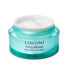 Крем Limoni Hyaluronic Ultra Moisture Cream (Объем 50) эмульсия limoni hyaluronic ultra moisture emulsion