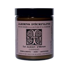 Ароматическая свеча Jardins d'Ecrivains Le jardin d'Hugo - Guernesey (Объем 170 г)