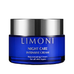 Ночной уход Limoni Night Care Intensive Cream (Объем 50 мл) fresh look ночной крем fresh look basic care rich night cream fl055 50 мл