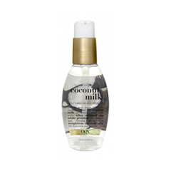 Сыворотка OGX Nourishing Coconut Milk Anti-Breakage Serum (Объем 118 мл)