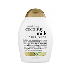 Кондиционер OGX Nourishing Coconut Milk Conditioner (Объем 385 мл)  недорого