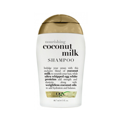 Шампунь OGX Nourishing Coconut Milk Shampoo (Объем 88,7 мл)