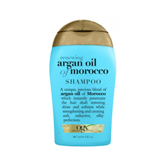 Шампунь OGX Renewing Argan Oil of Morocco Shampoo (Объем 88,7 мл) карандаш для бровей touch in sol browza super proof gel brow pencil 2 цвет 2 choc it up variant hex name 924900