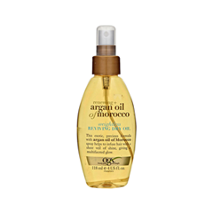 Масло OGX Renewing Argan Oil of Morocco Weightless Reviving Dry Oil (Объем 118 мл) масло levissime argan refreshing body oil 125 мл