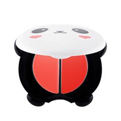 Румяна Tony Moly Pandas Dream Dual Lip  Cheek 01 (Цвет 01 Bubble Red variant_hex_name E83028)
