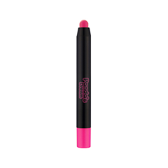 Помада Tony Moly Panda's Dream Glossy Lip Crayon 03 (Цвет 03 Pink Rady variant_hex_name F24483) sleek makeup губная помада в стике power plump lip crayon 6 оттенков губная помада в стике power plump lip crayon power pink тон 1048