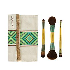 Набор кистей для макияжа Ecotools Набор Boho Luxe Duo Brush Set