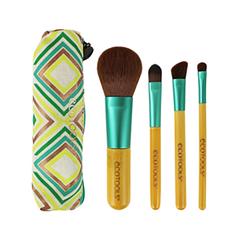 Набор кистей для макияжа Ecotools Набор Boho Luxe Travel Set