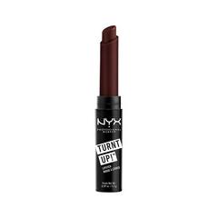 Помада NYX Professional Makeup Turnt Up! Lipstick 09 (Цвет 09 Dahlia variant_hex_name 522927)
