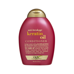 Кон��иционер OGX Anti-Breakage Keratin Oil Conditioner (Объем 385 мл) хайлайтер make up factory make up factory ma120lwowu47