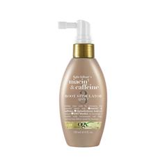 Спрей OGX Anti-Hair Fallout Niacin3  Caffeine Root Stimulator Spray (Объем 118 мл)