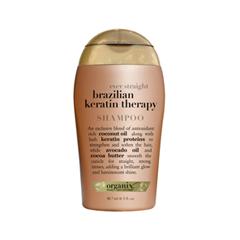 Шампунь OGX Brazilian Keratin Therapy Ever Straight Shampoo (Объем 88,7 мл)