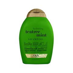 Шампунь OGX Hydrating Tea Tree Mint Shampoo (Объем 385 мл) недорого
