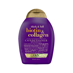 Thick & Full Biotin & Collagen Conditioner (Объем 385 мл)