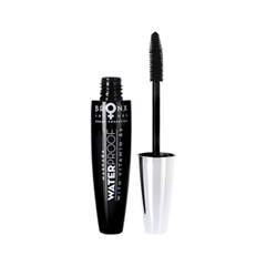 Тушь для ресниц Bronx Colors Mascara Waterproof (Цвет Black variant_hex_name 000000) тушь для бровей bronx colors eyebrow mascara 03 цвет 03 dark brown variant hex name 674e41