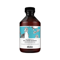 Шампунь Davines NaturalTech Well-Being Shampoo (Объем 250 мл)