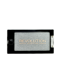 Тени для век Makeup Revolution Mono Eyeshadow Frozen (Цвет Frozen  variant_hex_name B1B6B2)