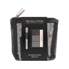 Макияж Makeup Revolution Набор для макияжа Handbag #hacks Brow Kit makeup revolution набор для макияжа revoholic edit
