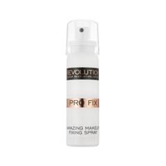 Фиксатор макияжа Makeup Revolution Pro Fix Makeup Fixing Spray (Объем 100 мл) makeup revolution набор для макияжа revoholic edit