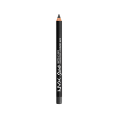 Карандаш для губ NYX Professional Makeup Suede Matte Lip Liner 01 (Цвет 01 Stone Fox variant_hex_name 494949) косметические карандаши nyx professional makeup замшевый карандаш для губ suede matte lip liner pink lust 08