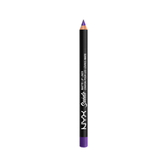 Карандаш для губ NYX Professional Makeup Suede Matte Lip Liner 10 (Цвет 10 Amehyst variant_hex_name 684599) косметические карандаши nyx professional makeup замшевый карандаш для губ suede matte lip liner pink lust 08