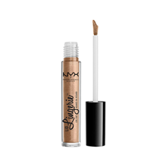 Тени для век NYX Professional Makeup Lid Lingerie 11 (Цвет 11 Nude To Me variant_hex_name DAAF8F) nyx professional makeup матовые компактные тени для век nude matte shadow singles tryst 09